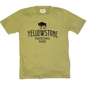 Red Jacket Yellowstone National Park t-shirt